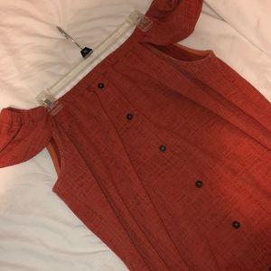Madewell dress worn ONCE!